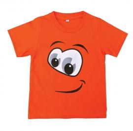 Firefly Kid T-shirt Orange