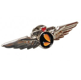 Firefly Pin Badge