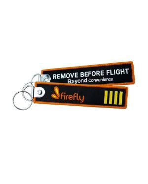Firefly Remove Before Flight Keychain
